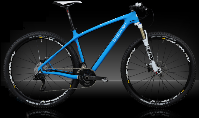 Radon Bikes Black Sin 29 9.0